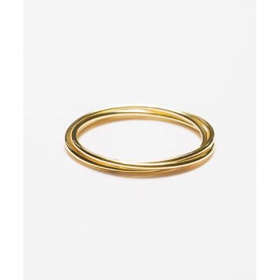 BEAMS WOMEN / SHUN OKUBO / Wire 3連 Ring WOMEN アクセサリー > リング