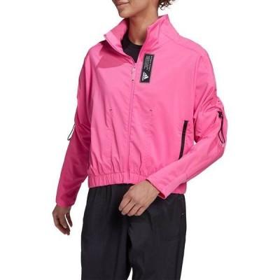 アディダス レディース ジャケット・ブルゾン アウター adidas Women's Prime Blue Jacket