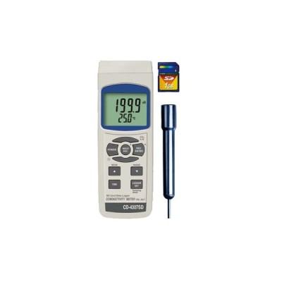 送料込■マザーツール マルチ水質測定器 CD-4307SD
