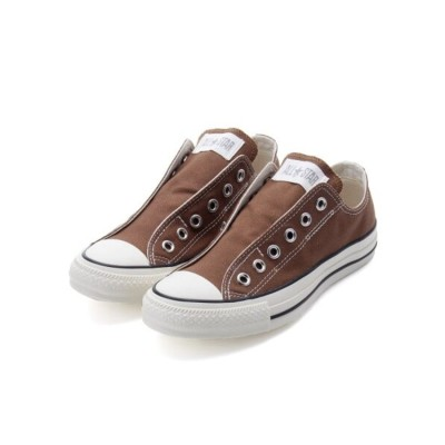 エミ emmi 【CONVERSE】ALL STAR SLIP III OX (BRW)