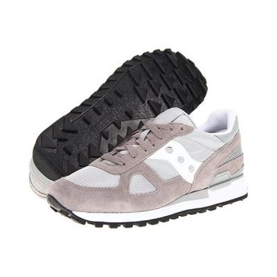 サッカニー Shadow Original メンズ スニーカー 靴 シューズ Grey/White