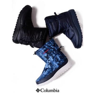 Columbia コロンビア スノーブーツ メンズ レディース 防水 防寒 Spinreel Boot Advance Waterproof Omni Heat スピンリールブーツ yu0274 SPINREEL-BOOT