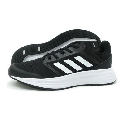 アディダス adidas  レディース スニーカー ギャラクシー GLX 5 W FW6125 ブラック 黒 ウィメンズ 靴 運動靴 通学 学校用