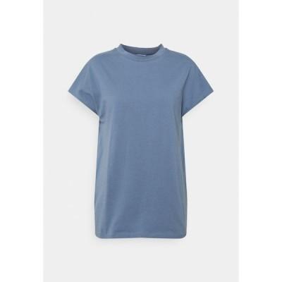 ウォンハンドレッド Tシャツ レディース トップス PROOF - Basic T-shirt - flint stone