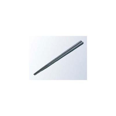 蝶プラ工業 金剛箸 21.5cm ブラック PPS製 8215500