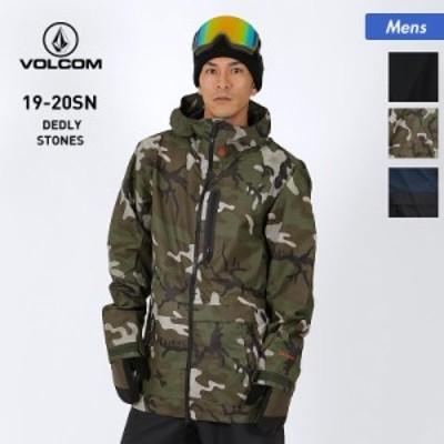 【GW限定 さらに最大5%OFF券配布中】 VOLCOM ボルコム メンズ スノーボードウェア ジャケット G0652010 スキージャケット スノージャケ