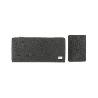 [ソラチナ] 長財布 二つ折り メンズ SW-70051 グレー