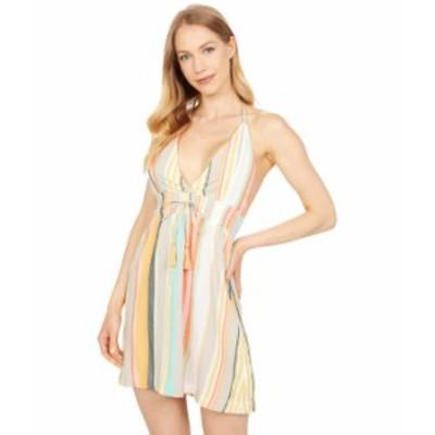 オニール レディース ワンピース トップス Madien Stripe Dress Multicolored