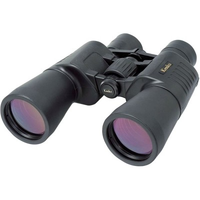 Kenko 双眼鏡 ultraVIEW 8~20×50 ポロプリズム式 最大20倍 50口径 ズームタイプ ブラック KU-11018