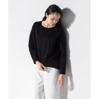 tシャツ Tシャツ 【大きいサイズ】ルクロッティ天竺カットソー
