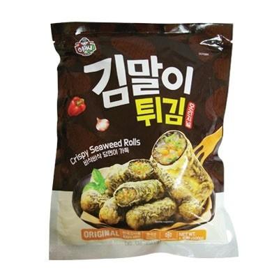 冷凍 アッシ春雨海苔巻き揚げ春雨のり巻き天ぷら(オリジナル500g) チャプチェ 冷凍食品 加工食品 韓国料理 韓国食材 韓国食品