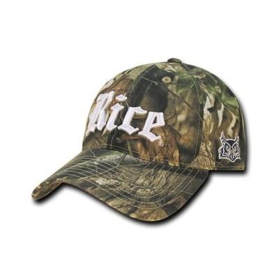 ユニセックス スポーツリーグ アメリカ大学スポーツ NCAA Rice Owls University Relaxed Hybricam Camouflage Camo Caps Hats 帽子
