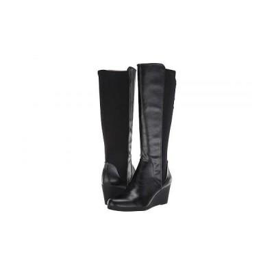 LifeStride ライフストライド レディース 女性用 シューズ 靴 ブーツ ロングブーツ Nadra - Black