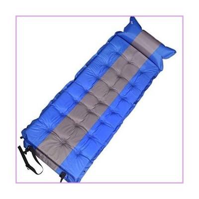 YHDNCG Inflatable Mattress Ultralight Sleeping Pad Portable Single Camping Mat Air Mattress Folding Bed Travel Sleeping Mat with Pillow