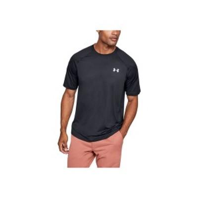 アンダーアーマー メンズ Tシャツ トップス RECOVER - Basic T-shirt - black black