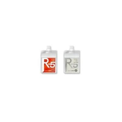 CMCトリートメントストレート R−5 (レギュラー)1液+グレー2液セット レッド 各1000ml 取り寄せ商品A