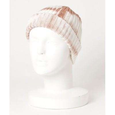 A BAG OF CHIPS / FRUIT OF THE LOOM/フルーツオブザルーム 後染めコットンニットキャップ WOMEN 帽子 > ニットキャップ/ビーニー