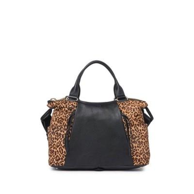 エイミー ケステンバーグ レディース ハンドバッグ バッグ Tamitha Shoulder Bag SMALL LEOPARD HAIRCA