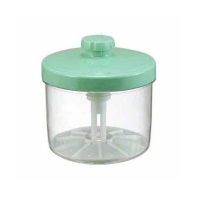 【新輝合成】簡易漬物器 漬物器 マミー【丸4型 グリーン 】