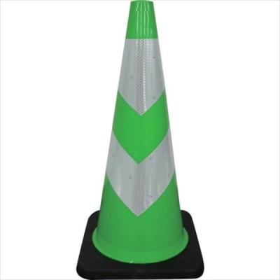 (代引き不可) グリーンクロス ストロングコーン 緑/白(1105300501)