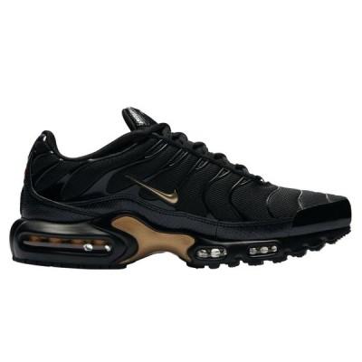 ナイキ NIKE エアマックス プラス Air Max Plus TN Sneakers メンズ 852630-022 Black Metallic Gold