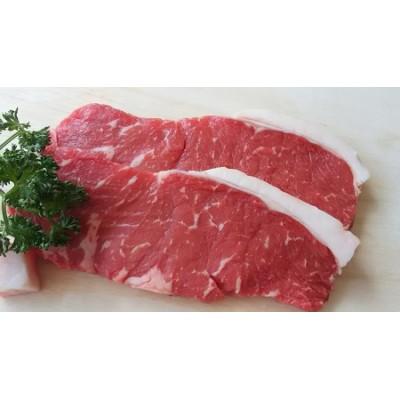 鳥取牛ロースステーキ 2枚