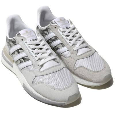アディダスオリジナルス adidas Originals スニーカー ZX 500 RM (RUNNING WHITE/RUNNING WHITE/RUNNING WHITE) 19SS-I