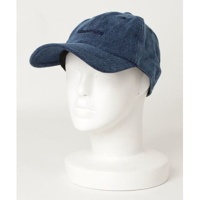 go slow caravan / Good On/グッドオン GOOD ON EMB CAP INDIGO SHAVE MEN 帽子 > キャップ