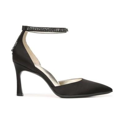ナチュラライザー Naturalizer レディース パンプス シューズ・靴 Alyssa Pumps Black Satin