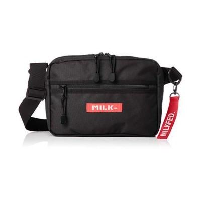 [ミルクフェド] NEO SHOULDER BAG BAR 3182097