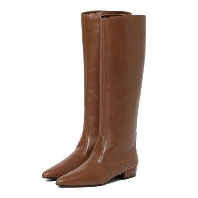 BEAMS WOMEN / FABIO RUSCONI / カーフ ロング ブーツ WOMEN シューズ > ブーツ