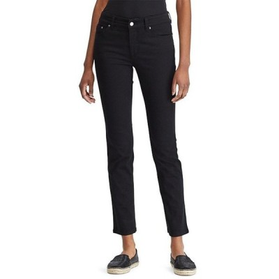 ラルフローレン レディース デニムパンツ ボトムス Lauren Jeans Co. Super-Stretch Slimming Premier Straight Jeans