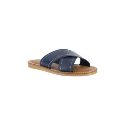 レディース 靴 スニーカー Easy Street Womens Evelina Fabric Open Toe Casual Slide Sandals