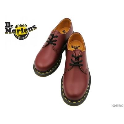 Dr.Martens 1461 10085600 ドクターマーチン 3ホールシューズ 3 EYE SHOE  CHERRY RED チェリーレッド シューズ 靴 正規品 メンズ レディース