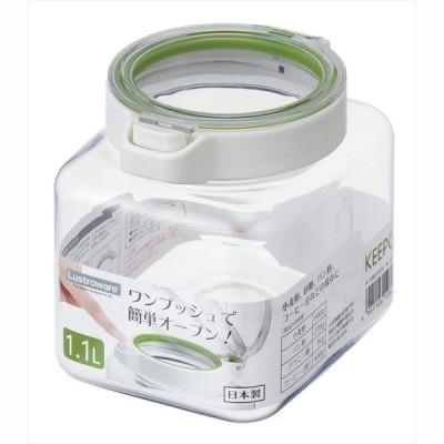 岩崎工業 キーポット1.1 ホワイトグリーン