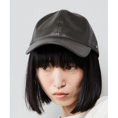 CONVERSE TOKYO / エコレザーキャップ WOMEN 帽子 > キャップ