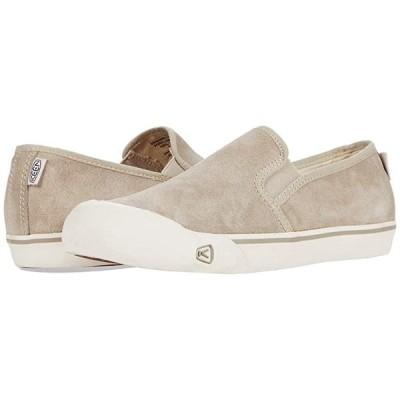 キーン Coronado III Slip-On メンズ スニーカー 靴 シューズ Dove Grey Suede