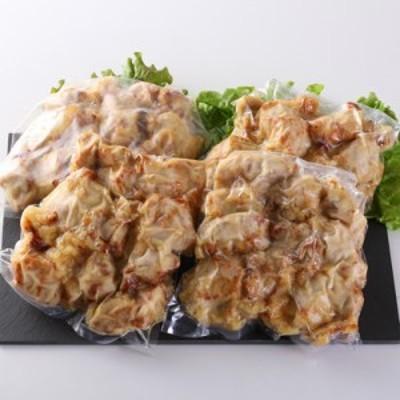 送料無料 肉 大分中津から揚げモモ肉(400g×4パック) 株式会社スーパー細川・大分県