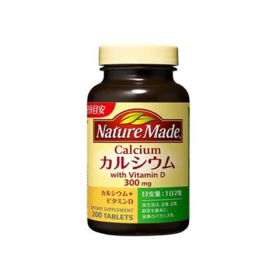 ネイチャーメイド カルシウム 200粒 大塚製薬