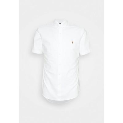 ラルフローレン シャツ メンズ トップス OXFORD - Shirt - white