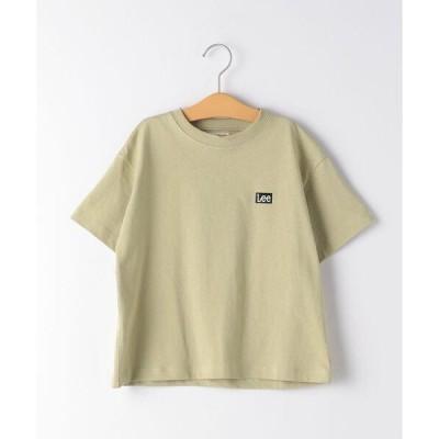 tシャツ Tシャツ ★【キッズ】 LEE バックプリント TEE