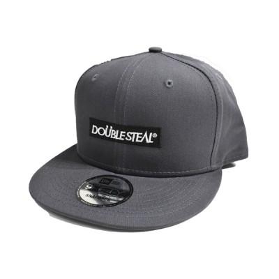 DOUBLE STEAL / BOX B.B Cap MEN 帽子 > キャップ