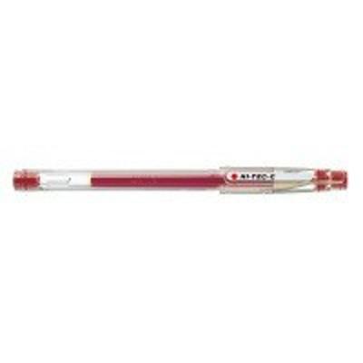 パイロット (LH-20C3-R) ゲルインクボールペン ハイテックC インク色:赤 ボール径0.3mm☆