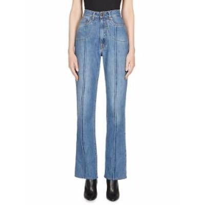 メゾンマルジェラ レディース パンツ デニム High-Waist Seamed Jeans