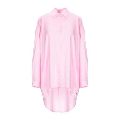 OTTOD'AME シャツ ピンク 40 コットン 100% シャツ