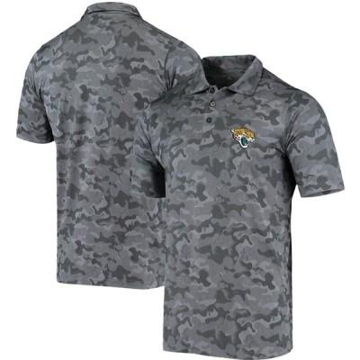 ジャクソンビル・ジャガーズ Antigua Sergeant ポロシャツ - Black