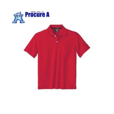 ジーベック 半袖ポロシャツ6030−71−M 6030-71-M ▼836-6061 (株)ジーベック