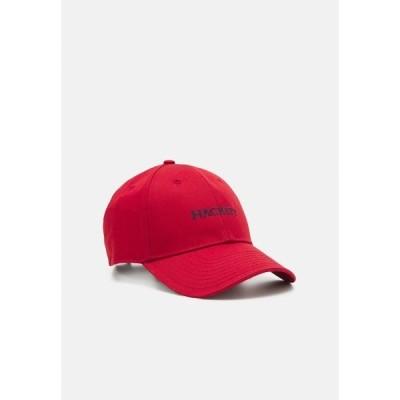 ハケット ロンドン 帽子 メンズ アクセサリー CLASSIC - Cap - red/navy
