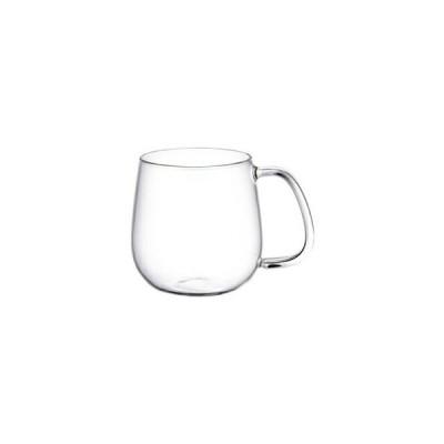 KINTO キントー UNITEA カップ Mガラス 450ml 紅茶 ティーカップ 耐熱ガラス