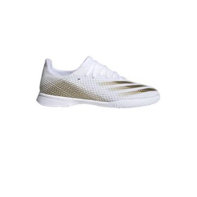 アディダス(adidas)インドアトレーニングシューズ ジュニア エックス ゴースト.3 IN インドア用 EG8225 フットサルシューズ サッカーシューズ